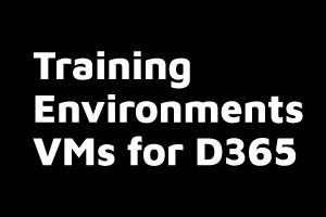 Training environment (VM)