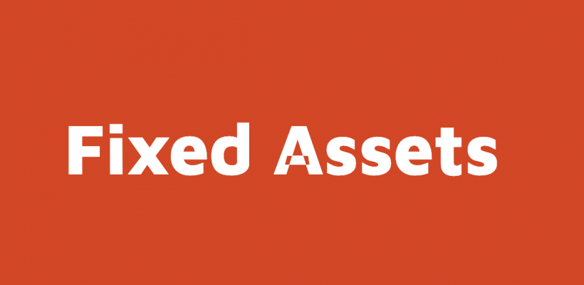 Fixed Assets | D365FO