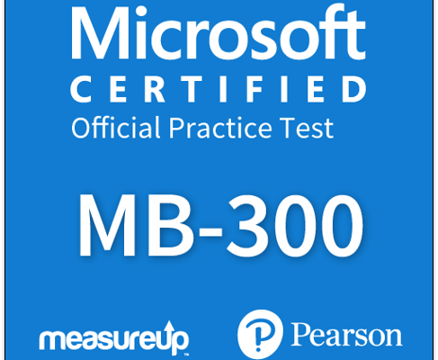 Official practice test for MB-300 Core