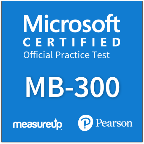 Microsoft Dynamics 365 MB 300 Core Official Practice Test
