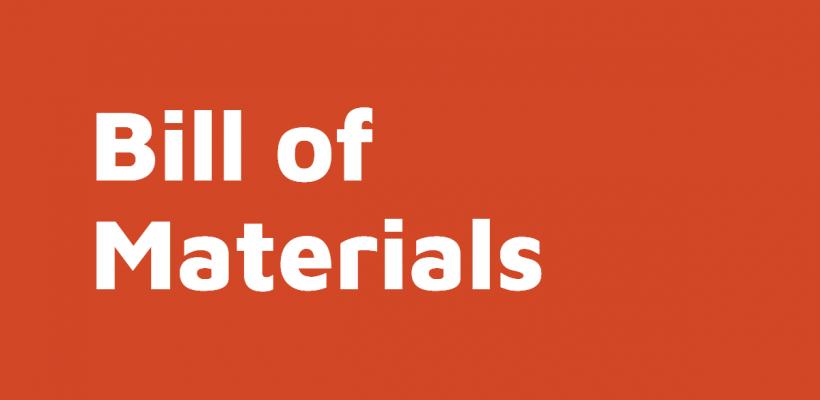 Bill of Materials | D365FO