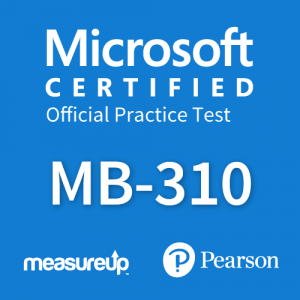 Microsoft Official Practice Test MB 310 Microsoft Dynamics 365 Finance