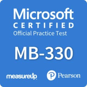 Microsoft Official Practice Test MB 330 Supply Chain Management