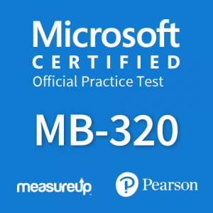 Exam MB 320 Microsoft Official Practice Test