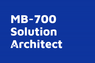 MB-700 Apps Solution Architect course