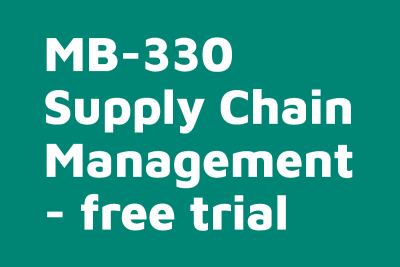 MB 330 free trial course
