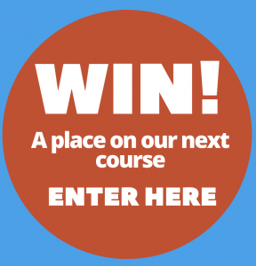 AXcademy win a place on our next course
