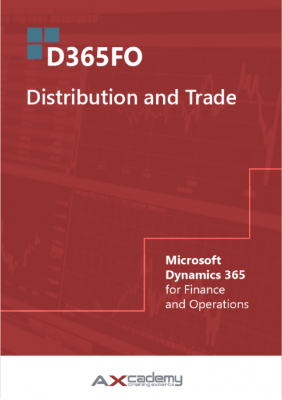 365FO Distribution and Trade training materials