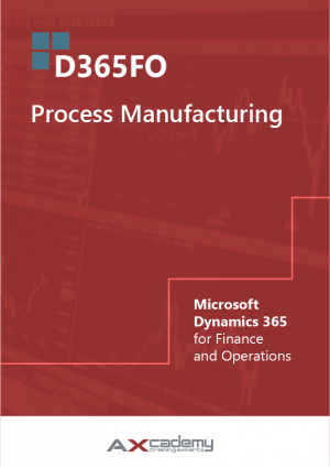 365FO Process Manufacturing training materials