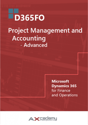 D365FO Project Advanced training materials