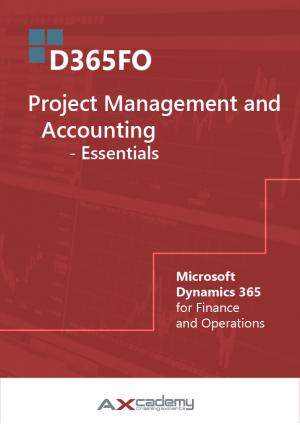 D365FO Project Essentials training materials