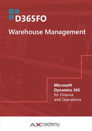 D365FO Warehouse management training materials