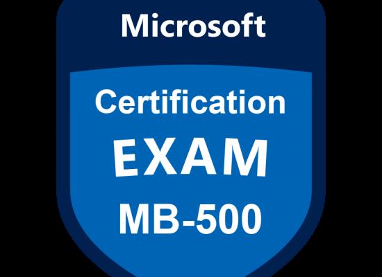 MB-500 exam now final (no longer beta)