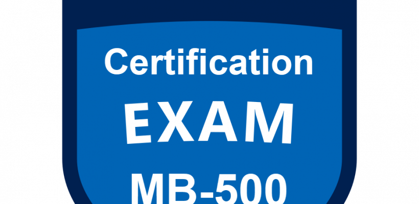 MB-500 exam now final (no longer beta)