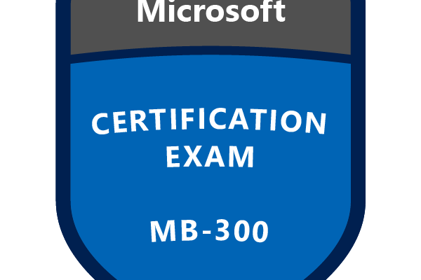 Online Exam class MB-300: Microsoft Dynamics 365 Core Finance and Operations